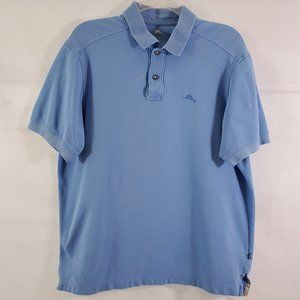 Tommy Bahama Designer Golf Polo Rugby Shirt - MD